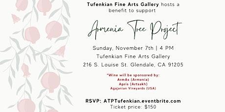 ATP x Tufenkian Fine Arts Gallery tickets