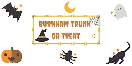 Burnham Trunk-or-Treat tickets