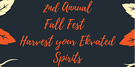 2nd Annual Fall Fest tickets
