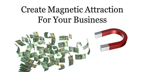 3 Simple Steps To Attraction Marketing and Powerful Networking. tickets