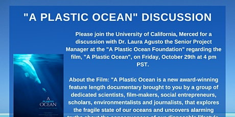 """""""A Plastic Ocean"""" Discussion tickets"""