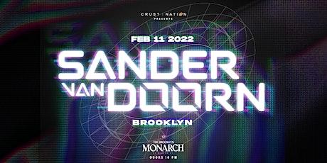 Sander Van Doorn - Brooklyn, New York 19+ tickets