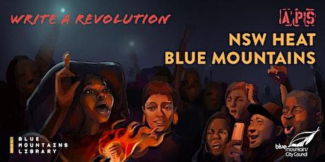 Australian Poetry Slam 2021 - Blue Mountains Heats tickets