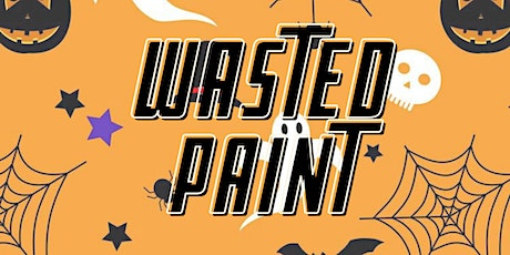 Wasted Paint: Kids Halloween Edition tickets