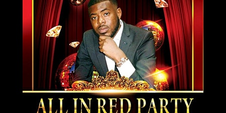 ALL IN RED PARTY tickets
