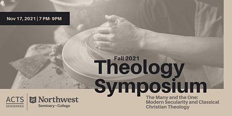 Theology Symposium: The Many and the One tickets