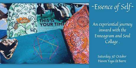 Essence of Self~ A Journey  of the Self  through Enneagram & Soul Collage tickets