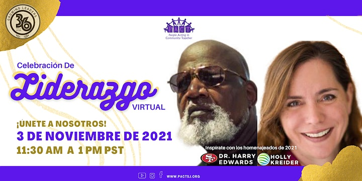 2021 PACT Leadership Luncheon | Virtual Experience, Nov.3rd image
