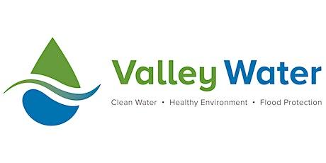 Valley Water Surface Water Program - Public Feedback Meeting tickets