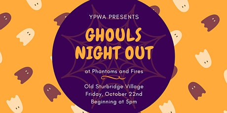 Ghouls Night Out at Old Sturbridge Village tickets