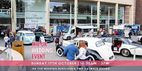 The UK Wedding Event | York Racecourse tickets