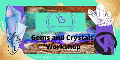 Crystals and Love tickets