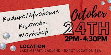 Kuduro/Afrohouse & Kizomba Workshop tickets