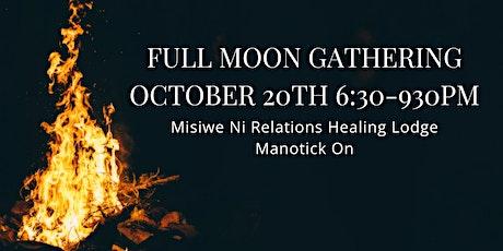 Full Moon Gathering billets