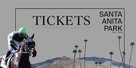 Santa Anita Park - Saturday, October 30th tickets