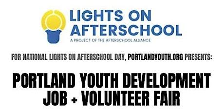 Portland Youth Development Job + Volunteer Fair tickets
