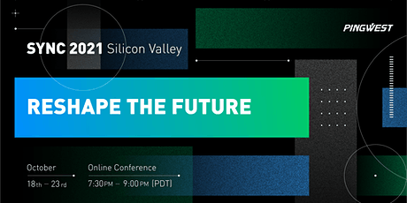 SYNC 2021: Reshape the Future tickets
