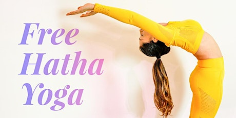 IN PERSON Free Hatha Yoga: Yoga for Inner Balance tickets