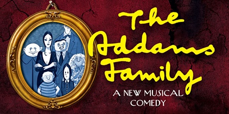 Broadway on the Lawn Presents - Addams Family A New Musical Comedy tickets