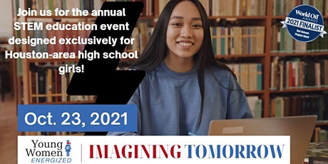 Young Women Energized 2021 tickets