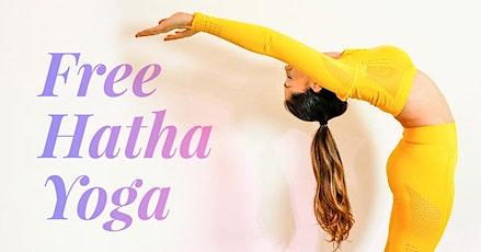 IN PERSON Free Hatha Yoga: Feel Good Yoga tickets