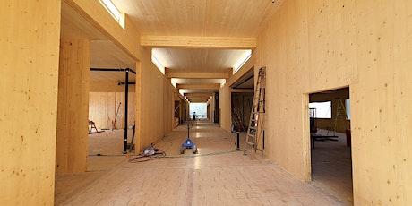Designing & Building Wood Schools - Understanding Challenges & Benefits tickets