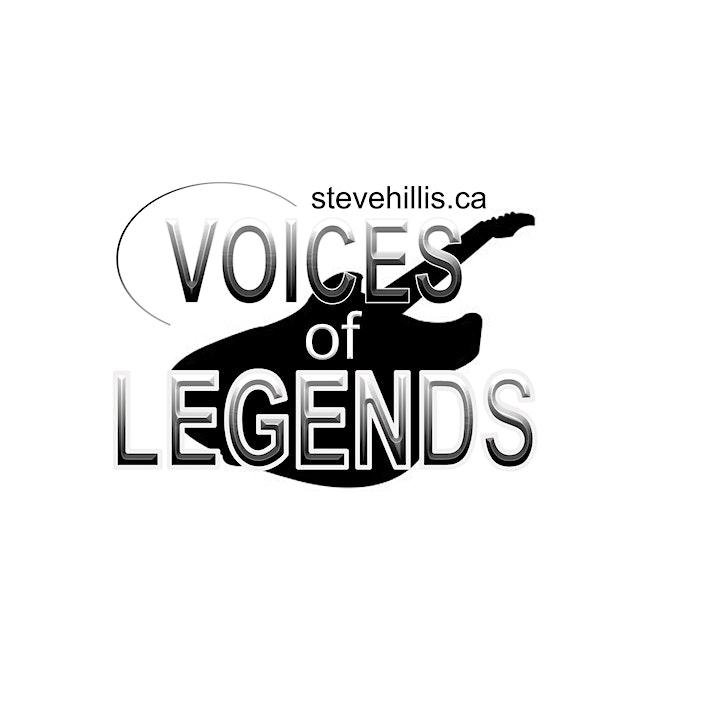 Voices of Legends tribute show OLDS LEGION image