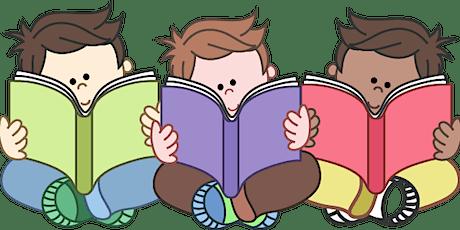 Mon copain lecteur / My Reading Buddy billets