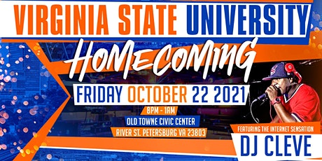 VSU Homecoming Ultimate Alumni Party featuring DJ Cleve tickets