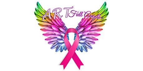 ARTfullAngels presents Breast Cancer Fundraiser ART-IN-LOCKDOWN ingressos