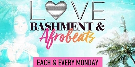 Love Bashment & Afrobeats Party tickets