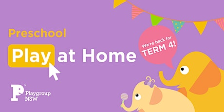 Play at Home Preschool tickets