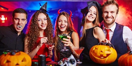 ($5 Drinks + FREE Parking) West Vancouver Halloween Costume & Dance Party tickets