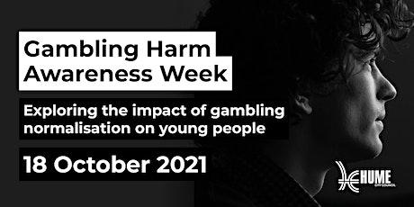 Gambling Harm Awareness Week tickets