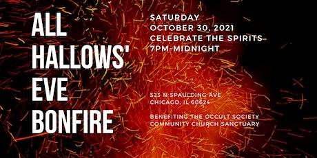 All Hallows' Eve Bonfire tickets