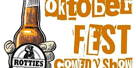 Oktoberfest Comedy Show tickets