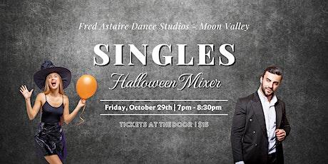 Singles Halloween Mixer tickets