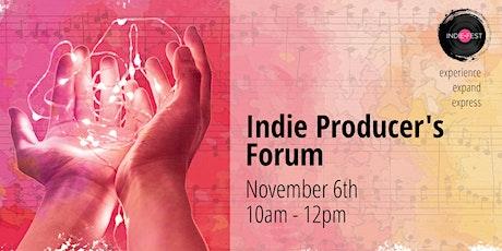 NOV 6 | Indie Producer's Forum tickets