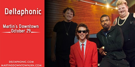 Deltaphonic Live at Martin's Downtown tickets