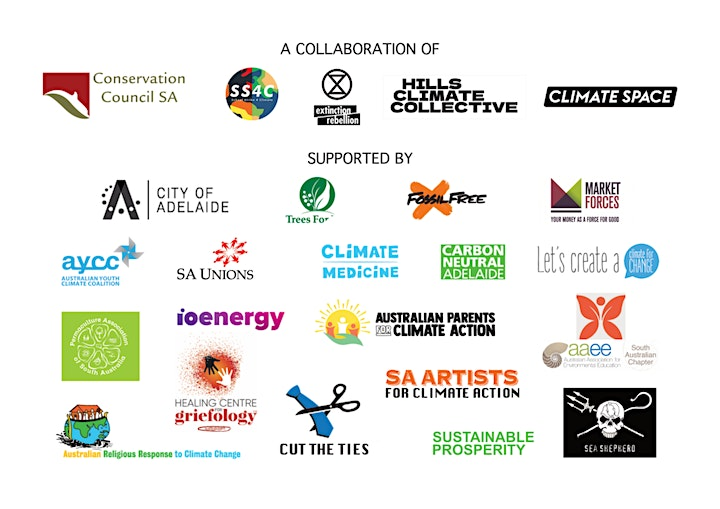 Just Transitions - Climate and Work image