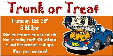 Fall Festival Trick or Treating Event tickets