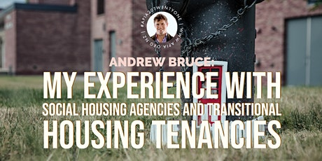 My experience with social housing agencies and transitional tenancies tickets