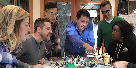 Certificación en el método LEGO® SERIOUS PLAY®, Ciudad de México, México boletos