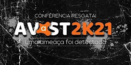 Conferência Jovem Avast 2k21 ingressos