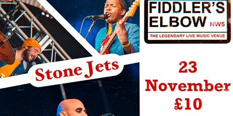 The Fiddler's Elbow presents: Stone Jets tickets