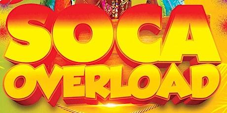 SOCA OVERLOAD tickets