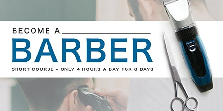 Become a Barber tickets
