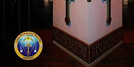 Círculo Interno: O Simbolismo do Templo Rosacruz e o Oficial Rosacruz ingressos