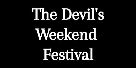 The Devil's Weekend Festival tickets