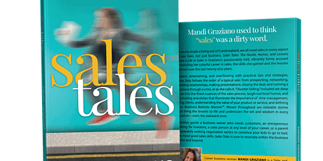 Mandi Graziano's Sales Tales Book Launch--Celebrating Re-Entry To Business tickets
